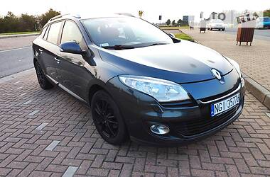 Renault Megane 3 2012