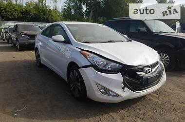 Hyundai Elantra GS 2013