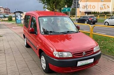 Citroen Berlingo пасс.  1991