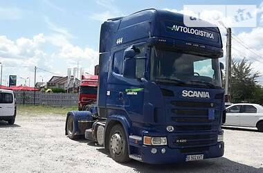 Scania R 420  2010