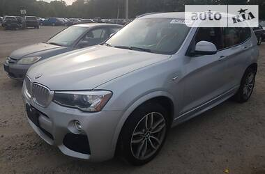 BMW X3 DRIVE28I 2016