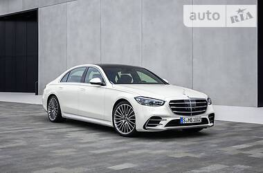 Mercedes-Benz S 500 4Matic 2021