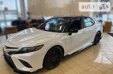 Toyota Camry XSE TRD 2020