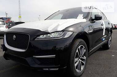 Jaguar F-Pace P250 RSport 2020