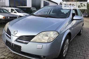 Nissan Primera  KLIMA 2005
