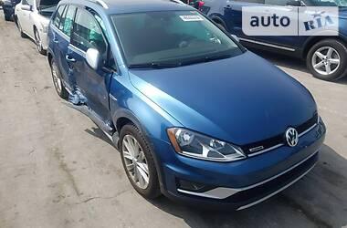 Volkswagen Golf VII Alltrack 2017