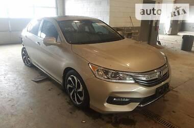 Honda Accord EX 2016