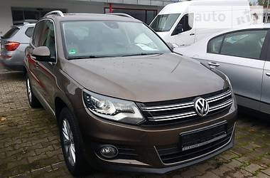 Volkswagen Tiguan SportStyle4Motion 2012