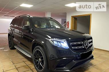 Mercedes-Benz GLS 400 AMG 4MATIC 2017