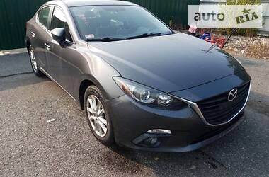 Mazda 3 Touring 2015