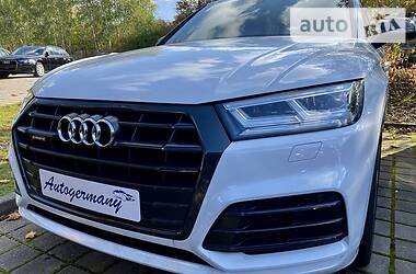 Audi Q5 45TDI SLine Matrix 2020