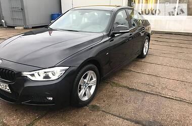 BMW 320 F30 2017