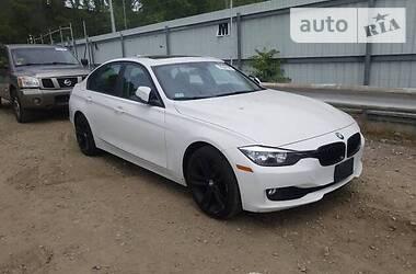 BMW 328 XI SULEV 2015