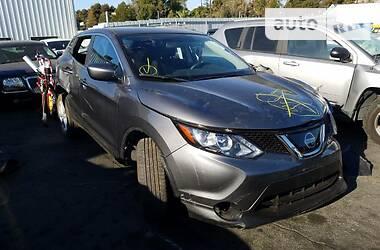 Nissan Rogue Sport s awd 2018