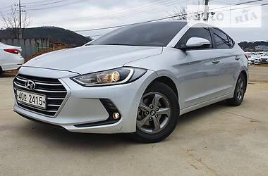 Hyundai Avante lpi 2016
