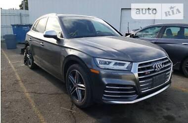 Audi SQ5 PRESTIGE 2017