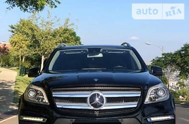 Mercedes-Benz GL 550  2012