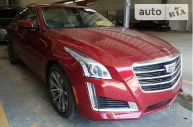 Cadillac CTS LUXURY COLLECTION 2016