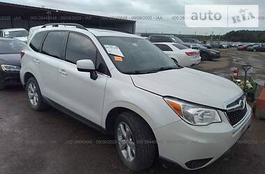 Subaru Forester LIMITED  2015