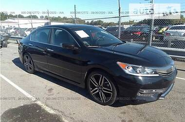 Honda Accord SE 2016