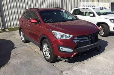 Hyundai Santa FE Sport Turbo 2013
