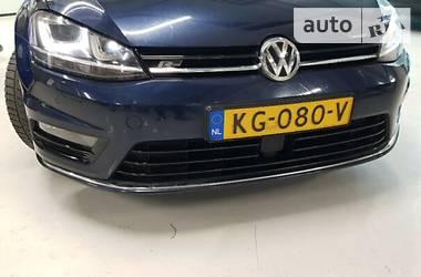Volkswagen Golf VII 2017modRLineLED 2016