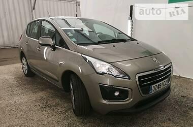 Peugeot 3008  Avtomat 88 kw 2016