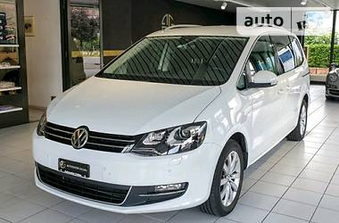 Volkswagen Sharan 4x4DSG 2016