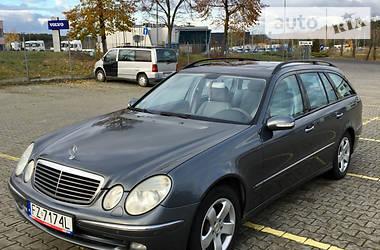 Mercedes-Benz E 280 W211 2005