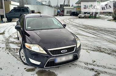 Ford Mondeo mk4 2007