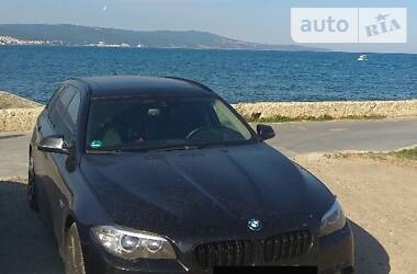 BMW 525  2015