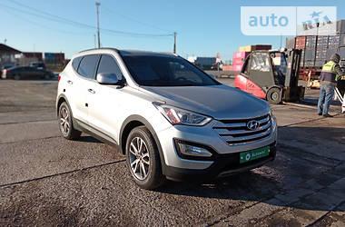 Hyundai Santa FE MD 2013