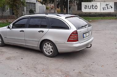 Mercedes-Benz C 220  2001