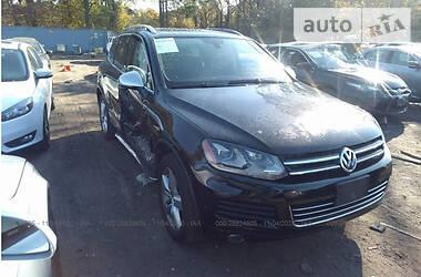 Volkswagen Touareg Lux 2012