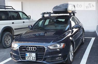 Audi A4 S Line Premium Plus 2015