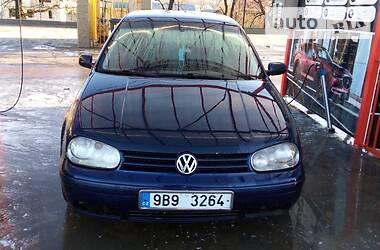 Volkswagen Golf IV 1999 1999