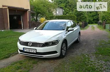 Volkswagen Passat B8  2017