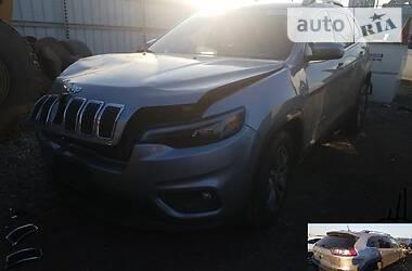 Jeep Cherokee LATITUDE PLUS 2018