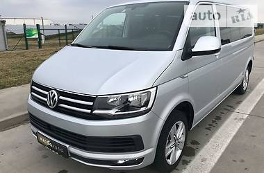 Volkswagen Multivan Long 2018