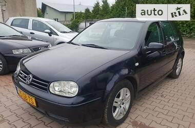 Volkswagen Golf IV 2.3 V6 Highline 2000