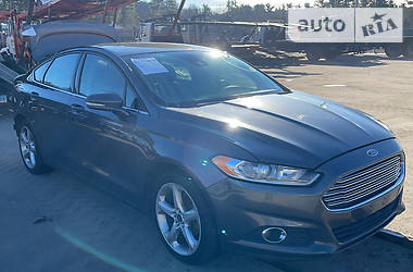 Ford Fusion AWD 2015