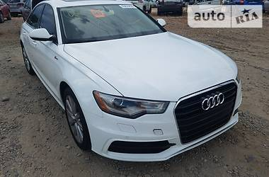 Audi A6 SUPERCHARGED 2012