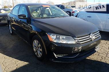 Volkswagen Passat B7 S 2014