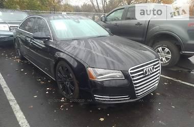 Audi A8 Long 2013