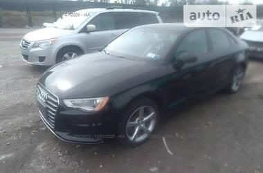 Audi A3 S3 2015