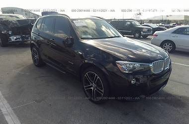 BMW X3 SDRIVE28I 2017