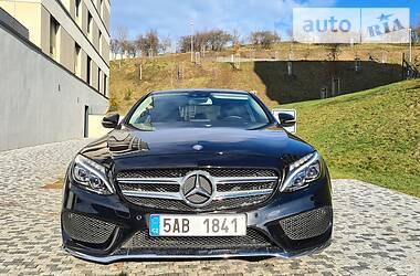 Mercedes-Benz C 220  2015