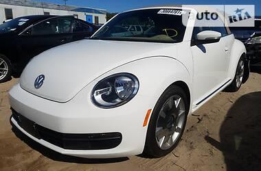 Volkswagen Beetle SE 2014