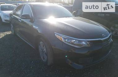 Kia Optima PLUGIN HYBRID 2017