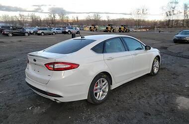 Ford Fusion Fusion 2012